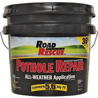POTHOLE REPAIR 40LB PAIL 5SQFT