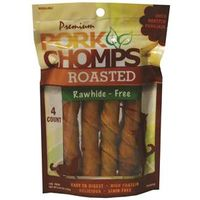 TREAT ROASTED TWISTZ LG 4CT