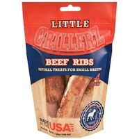 TREAT BEEF RIB 6IN 4CT