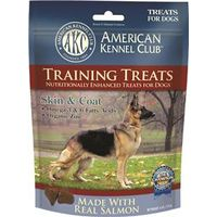 TREAT DOG SKIN/COAT SALMON 6OZ