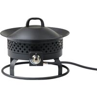 FIRE PIT PATIO 18.5IN PORTABLE