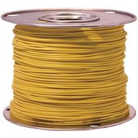 WIRE PRIMARY YELO 100FT 18GA
