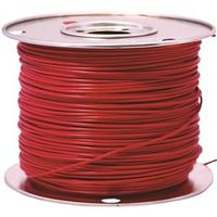 WIRE PRIMARY RED 100FT 18GA