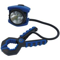 CLAMP LIGHT LED 4AAA