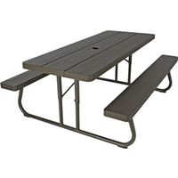 TABLE PICNIC FOLDING 6 FOOT