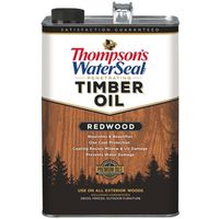 SEALER OIL REDWOOD GALLON