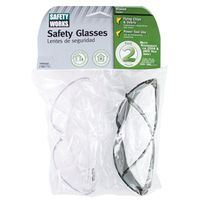 GLASSES CLEAR/GRAY 2PACK