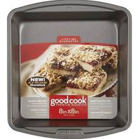 PAN CAKE SQUARE NONSTICK 8X8IN