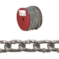 CHAIN MACH NO2 TW/LK 125FT RL