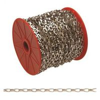 CHAIN SASH NO3 CHRM PLT 82FT