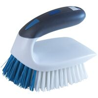 BRUSH SCRUB 2-IN-1