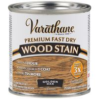 STAIN WOOD INT GOLDEN OAK1/2PT