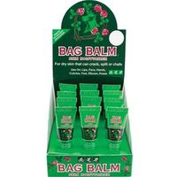 BAG BALM .25OZ TUBE DSPLY 12CT