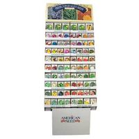 SEED DISPLAY AMERICAN PACKET