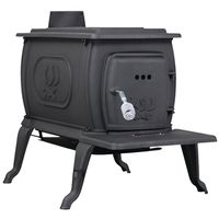 STOVE LARGE CAST IRON EPA
