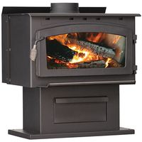 STOVE PEDESTAL WOOD KING EPA