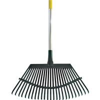 Steel Head Rake with Aluminum Handle, 48""