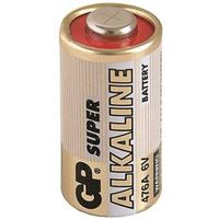 Carlon RC3095 Alkaline Battery, For Use with Door Bell Pushbutton, 6 V