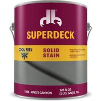 STAIN SOLID CF KNGS CANYON GAL