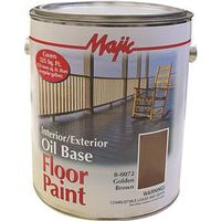 Majic 8-0072 Oil Based Floor Paint