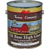 Majic Town & Country 8-0033 Oil Based Exterior Paint