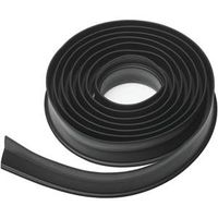 BOTTOM VINYL BLACK 10FT