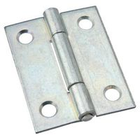 NARROW HINGES 2IN ZN PLT