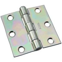 HINGE BRD ZINC PLATED 3IN