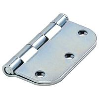 DOOR HINGES 3IN ZINC (HPCE)