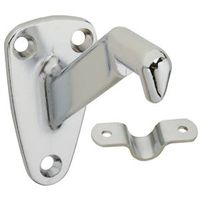 HANDRAIL BRACKETS SATIN CHROME