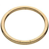 RING BRASS NO2X2-1/2IN