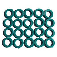 WASHER VINYL HOSE 10PK