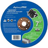 CUTOFF DISC AP MASONRY 7 IN