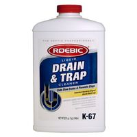CLEANER LIQUID DRAIN/TRAP 32OZ