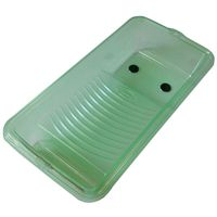 TRAY/COVER 2-N-1 PLASTIC 4IN