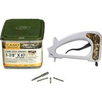 Camo DeckPac 345100 Deck Fastener Kit