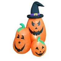 INFLATABLE 6FT PUMPKIN PATCH