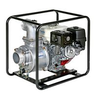 Honda Gx TE Gasoline Powered Centrifugal Pump