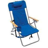 Rio Brands SC627-3234-OG Backpack Chairs