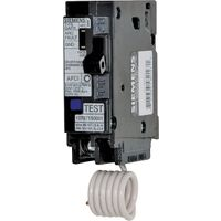 ARC Fault Combination Circuit Breaker, 20 Amp