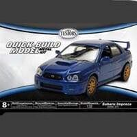 Subaru Impreza Model Car Kit, 1:32 Scale