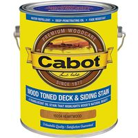 Cabot 19200 Wood Toned Deck and Siding Stain