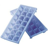 TRAY ICE CUBE MINI 9X4X1IN 2PK