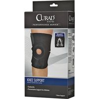 Medline ORT23260D Curad-Performance Series Knee Support