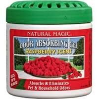 14oz Raspberry Odor Absorbing Gel