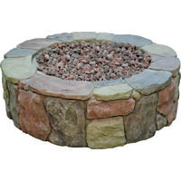 36IN CLARKSVILLE GAS FIREBOWL