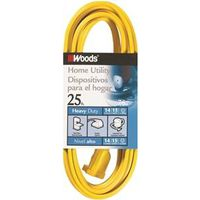 Woods 0834 Flat SPT-3 Extension Cord