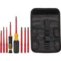 DeWalt DWHT66417 Insulated Screwdriver Set