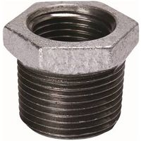 B and K 511-900BC Galvanized Pipe Malleable Iron Hex Bushing