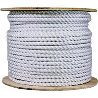 3/8in x 600ft Twisted Nylon Rope